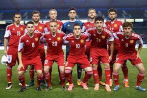 Перенесено место проведения товарищеского матча между сборными Армении и Чехии