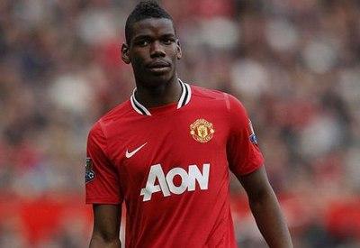 Погба стал игроком «Манчестер Юнайтед»