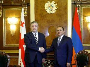 Квирикашвили и Абрамян