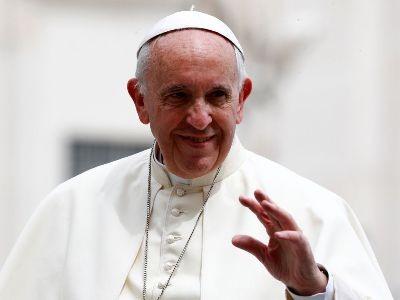 Папа Римский едет вГрузию иАзербайджан