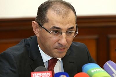 Глава Минфина: В январе-феврале 2017г. показатель экономической активности Армении вырос на 6,2%