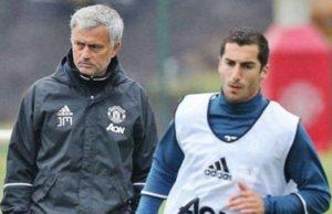 Mourinho i Mkhitaryan