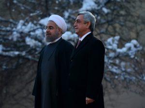 Роухани и Саргсян