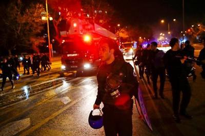 В Анкаре