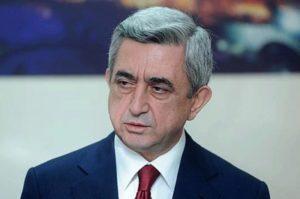 Президент Армении