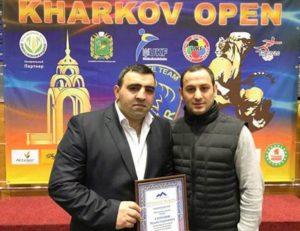 Рудик Сагрунов и Армен Варданян