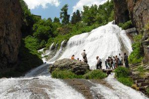 водопад Джермука