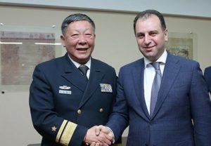 Армения и Китай расширяют сотрудничество в оборонной сфере
