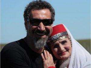 Серж Танкян в Арцахе