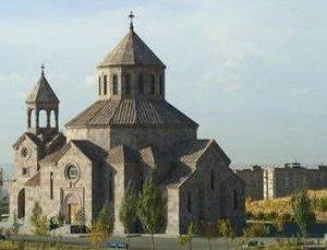 Церковь в Ереване