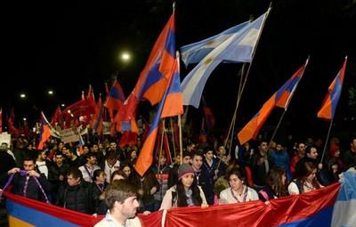 Всети появился трейлер фильма «Обещание» наармянском языке