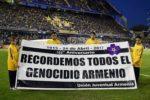 Баннер Геноцид армян