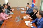 Европейские друзья Армении в НКР