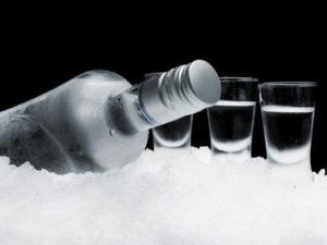 Ледяная водка