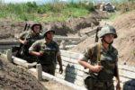 солдаты НКР