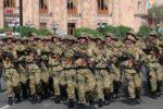 Армянские военнослужащие