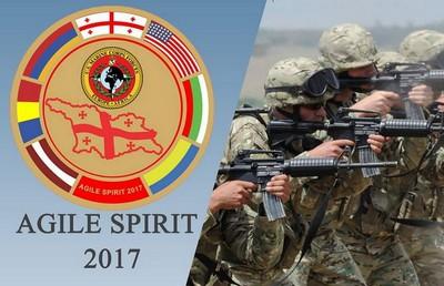 Армения осенью примет участие ввоенных учениях НАТО Agile Spirit 2017