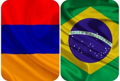 Армения и Бразилия