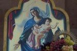 Богородица и виноград