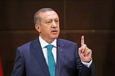 Эрдоган определил дресс-код для обвиняемых впопытке госпереворота вТурции