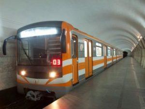 метро Еревана
