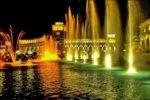 poyutstchie fontany Yerevan