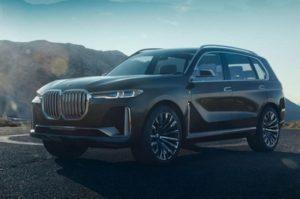 BMW - X7 iPerfomance