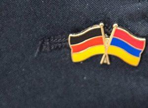 ФРГ и Армения