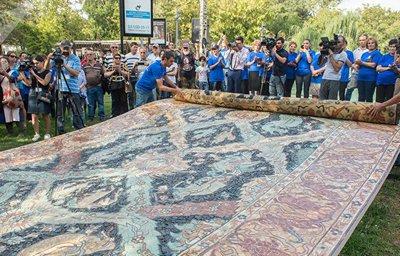 ковер в Ереване