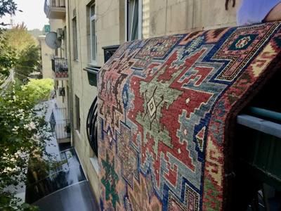 В Ереване прошел флешмоб армянского ковра