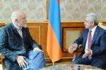 Малкович и Саргсян