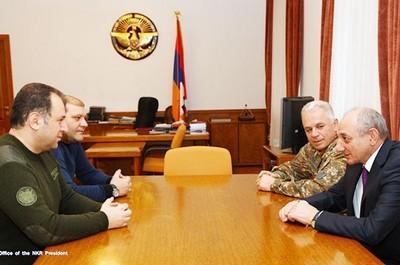Саргсян и Саакян