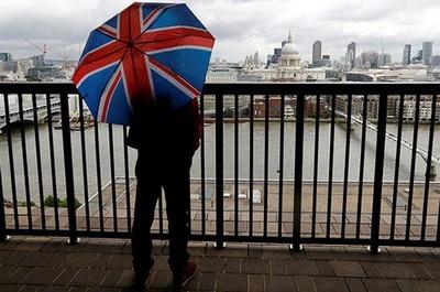 Великобритания потеряла место впятерке крупнейших экономик мира