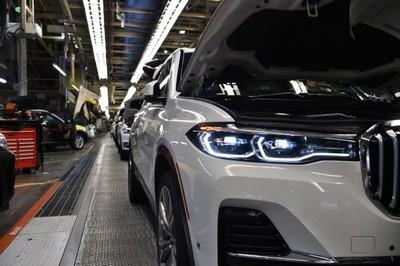 Флагманский кроссовер BMW Х7 получит активный М-дифференциал