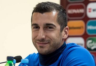Мхитарян дал согласие напереход из«Манчестер Юнайтед» в«Интер»