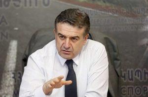 Армянский премьер