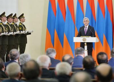 Более очевидный кандидат впрезиденты Армении небудет бутафорным управленцем