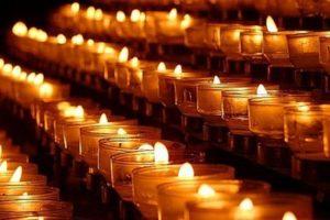свечи памяти