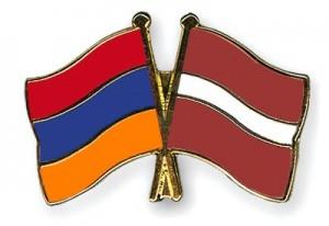 Армения и Латвия