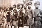 геноцид армян сироты