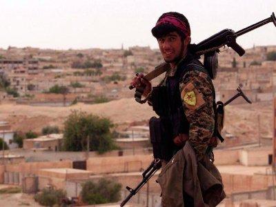 Курды отразили атаку протурецких террористов в Африне, сотни уничтоженных турок