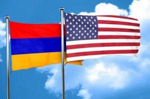 Армения – США