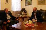 Бако Саакян и Тер-Петросян