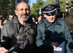 Пашинян и Осипян