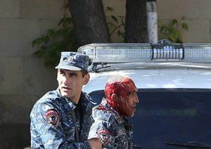 пострадавшие полицейские