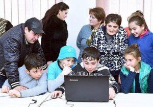 Школьные лаборатории «Армат» начнут открываться и в Грузии