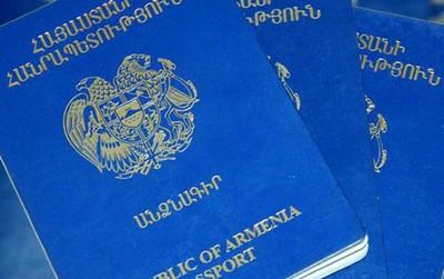 Армянский паспорт дает свободу