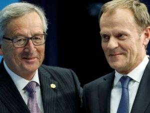 Главы СЕ и Еврокомиссии