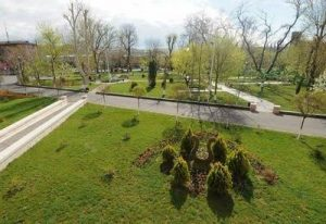 Парк в Ереване