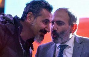 Танкян и Пашинян